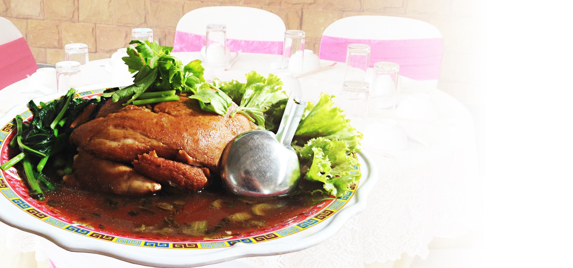 โต๊ะจีนอร่อย สะอาด ได้มาตรฐาน ท้าพิสูจน์ความอร่อย