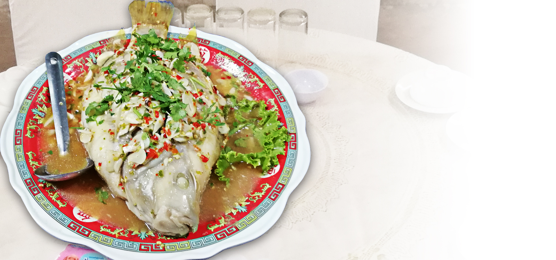 โต๊ะจีนภานุพงศ์โภชนา นครปฐม โต๊ะจีนราคาถูก