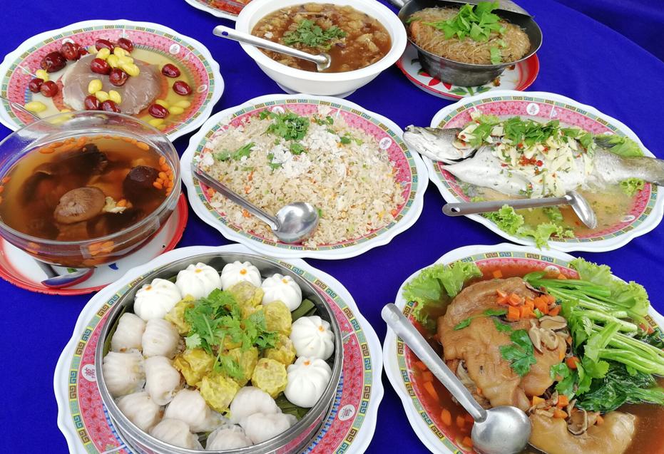 แนะนำอาหารโต๊ะจีน โต๊ะจีนภานุพงศ์โภชนา นครปฐม